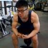 Lucky berhasil menurunkan berat badan sekaligus membentuk otot!