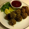 Crispy Beef Meatballs