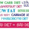 Mitos Metode Diet: Diet Atkins