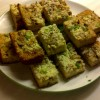 Focaccia Bread (Onion & Garlic Bread)