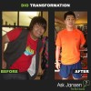 Transformasi Luar Biasa Dio: from Fat to Fit!