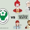 Pedoman Gizi Seimbang VS Kerajaan Junk Food
