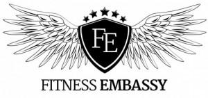 Fitness Embassy Logo Bevel & Emboss
