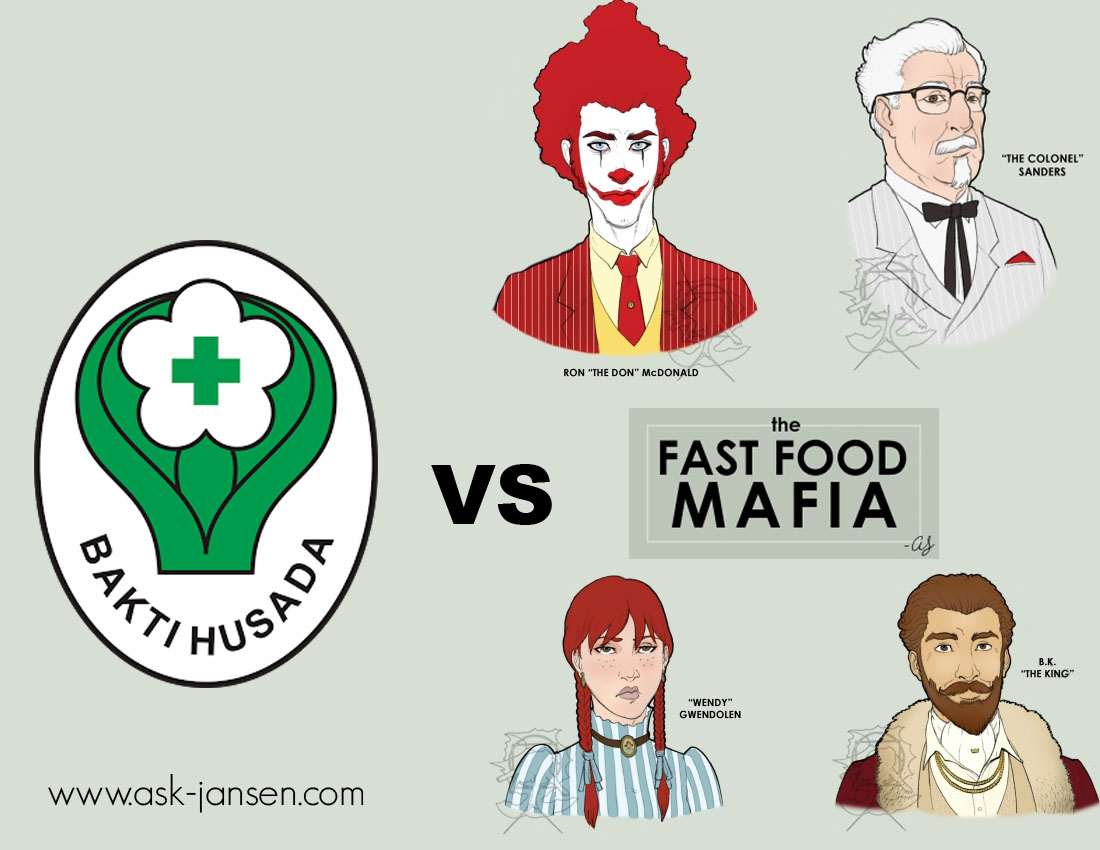 fast food mafia copy